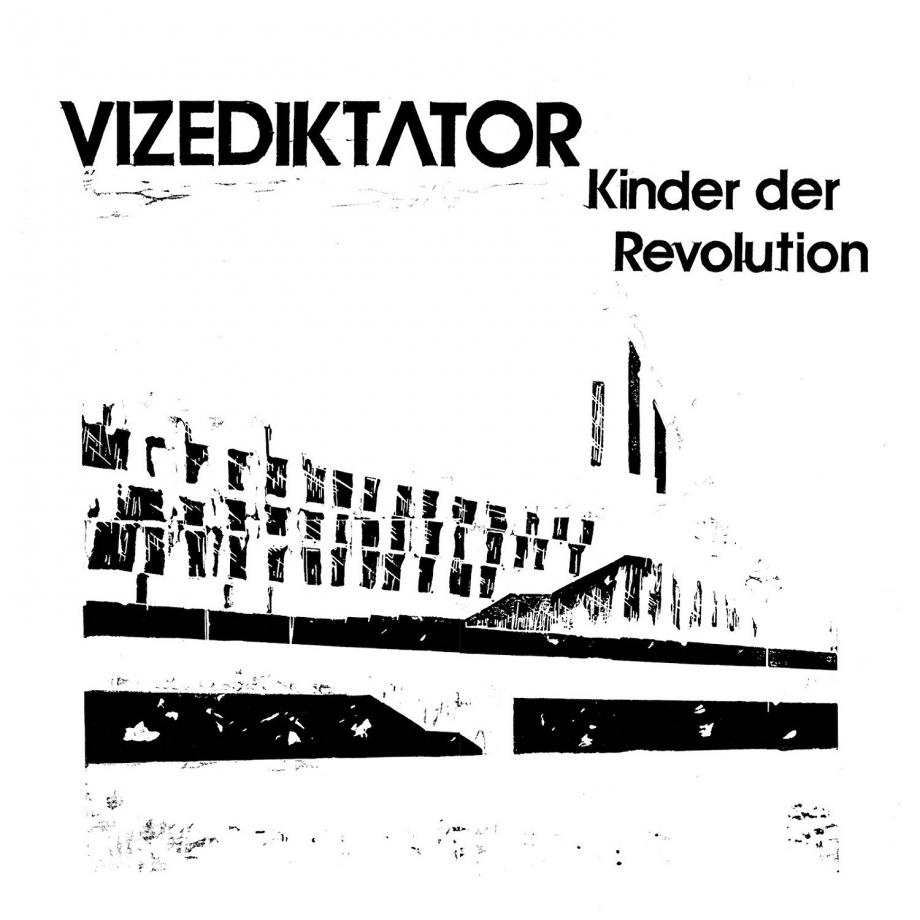 Vizediktator Kinder der Revolution Cover