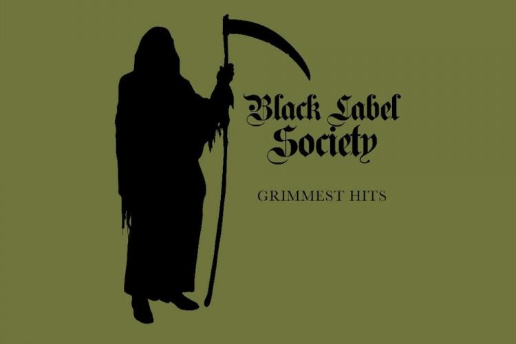 Black Label Society Grimmest Hits Cover