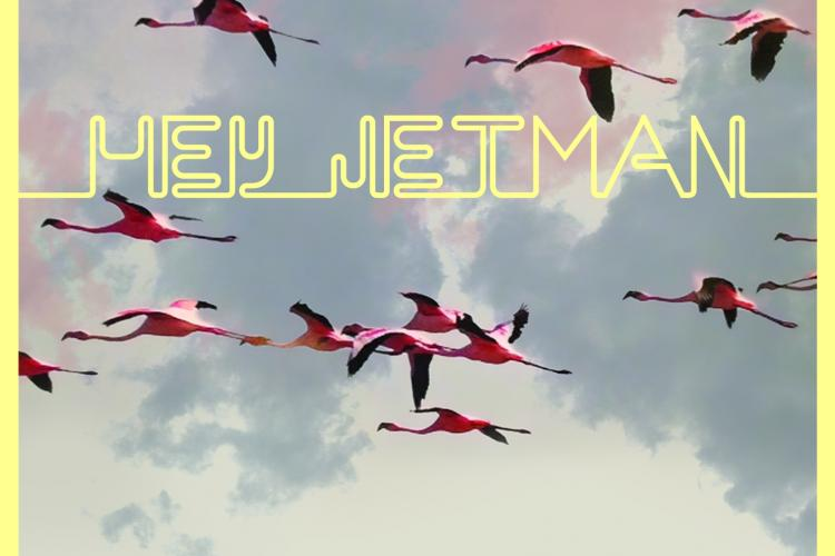 Hey Jetman I Go Out Cover