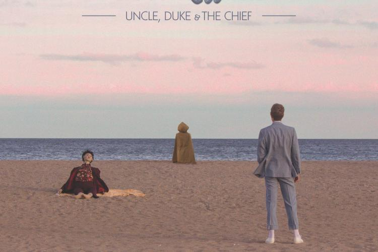 Born Ruffians Uncle Duke & The Chief Cover